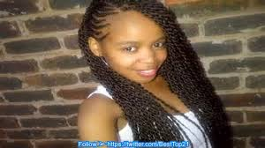 Cute Hairstyles For Black Girls 2016 Youtube