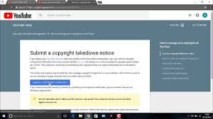 Submitting A My Was Youtube Stolen Strike Copyright Video twtRqpZa