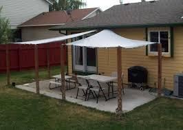tarp cover for patio triangle canvas patio covers decor patios shaped sail waterproof tarp using tarp