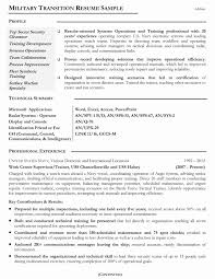 Examples Of Military Resumes Impressive Military Resume Samples Military Resume Samples Examples Military