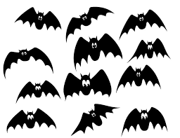 black bat clipart. Modren Bat Only 100  Halloween Clipart Black Bats Cute  Digital With Black Bat Clipart D