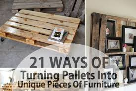 turning pallets into furniture. 21 Ways Of Turning Pallets Into Unique Pieces Furniture A