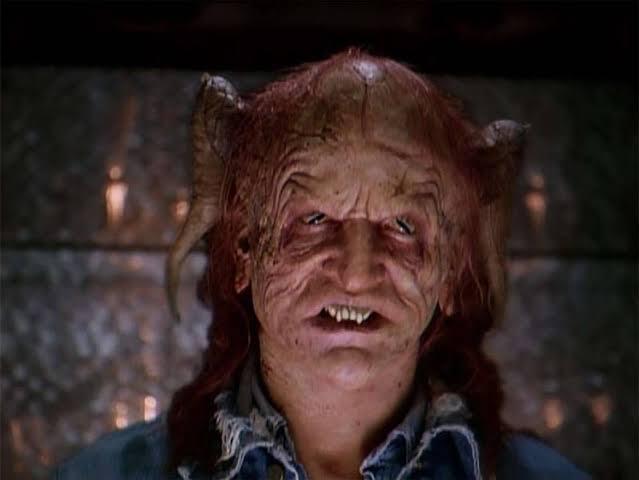 Randall Flagg in demonic form