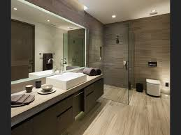 Modern bathroom with the home decor minimalist bathroom furniture with an  attractive appearance 2