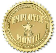 employee of month employee of the month