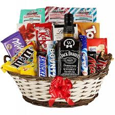 whiskey solr gift basket care package apo italy