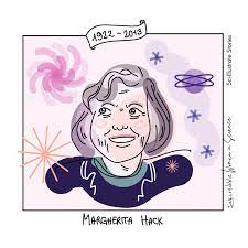 Margherita Hack. Margherita Hack was an Italian… | by Sci-Illustrate |  Sci-Illustrate Stories