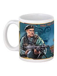 <b>Кружка</b> Морская пехота BigArmy 7744127 в интернет-магазине ...
