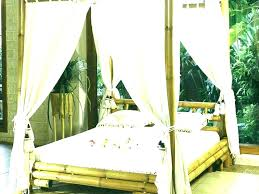 Canopy Bedroom Sets With Curtains King Size Canopy Bed Sets ...