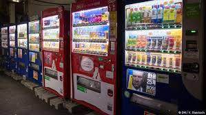Japanese Vending Machine Manufacturers Inspiration Japan′s Love Affair With Vending Machines Asia An Indepth Look