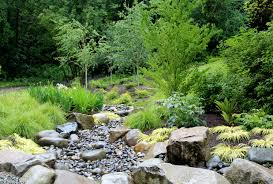 Small Picture Ditch the Ordinary Ditch Create a Realistic Dry Creek Bed
