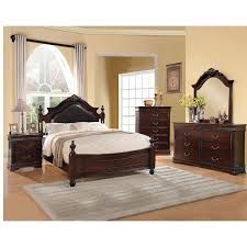 Weyer Standard Wood Configurable Bedroom Set