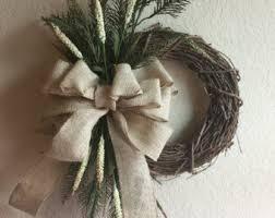 front door wreath hangerDoor wreath hanger  Etsy