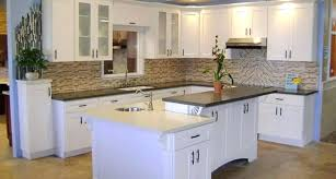 white shaker kitchen cabinets with granite countertops. White Shaker Cabinets Full Size Of Off Kitchen Cute Antique . With Granite Countertops I