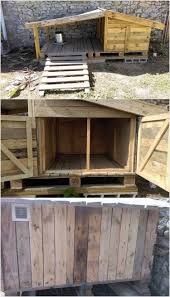 Wood Pallet House 20 Creative Ideas For Wooden Pallet Reusing Recycled Things