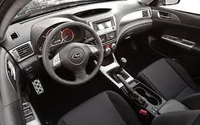 subaru wrx hatchback interior. 2009 subaru impreza wrx testing the 5door motor trend wrx hatchback interior