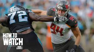 How to Watch Buccaneers vs. Panthers