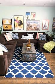 grey area rug with brown couch decorating leather furniture new best
