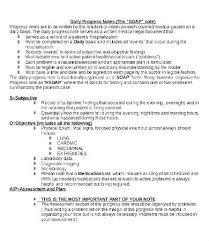 Play Therapy Notes Examples Daily Progress Note Template
