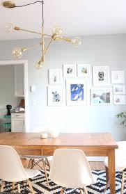 Diy Mid Century Modern Dining Table Design Evolving Mid Century Modern Dining Room My New Light