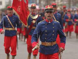 Resultado de imagen para hospital de campaña militar en el Desfile militar - Chile 2017