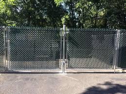 Chain Link Fence Bamboo Slats kloidingdate