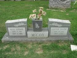 Clifton Eugene McCoy (1914-1981) - Find A Grave Memorial