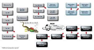 Padi Tecrec Technical Dive Course Prices In Balis Padang