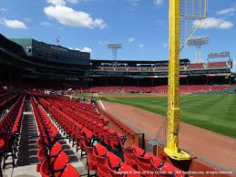 Fenway Park View From Right Field Box 5 Vivid Seats