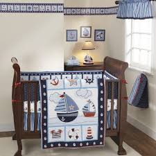 nautical crib bedding pink elephant crib bedding boy nautical nursery