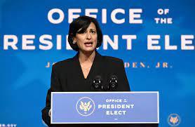 New CDC chief Rochelle Walensky says ...