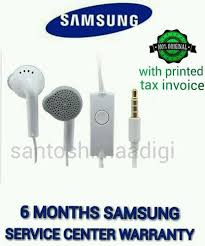 <b>Original SAMSUNG</b> 3.5mm Jack EHS61ASFWE Handsfree Headset ...