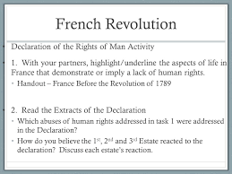 Compare American And French Revolution Venn Diagram Mr Williamson Somerville Hs Ppt Download
