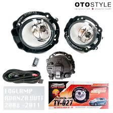 Foglamp For Toyota Avanza New Xenia Vvti 2008 2011 Set Auto