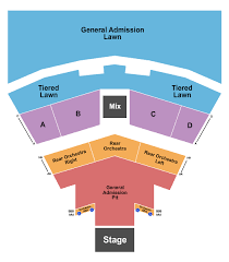 Alpine Valley Music Theatre Seating Chart Prototypal Unm Pit Seating Chart George Strait Alpine Valley