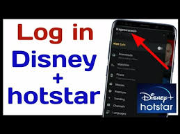 You can watch cricket world cup matches of india on hotstar by means of jio tv app. How To Login In Hotstar App Disney Plus Hotstar Log In Account Hotstar Tutorials Youtube