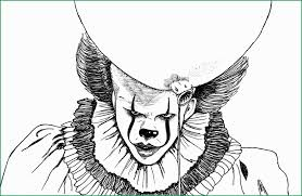 Pennywise The Clown Coloring Pages Best Of Horror It Isnt