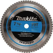 7 1 4 metal cutting blade. a-93843 7 1 4 metal cutting blade