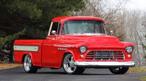 1955 Chevrolet Cameo Pickup | S125 | Indianapolis 2013