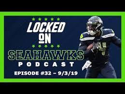 Seahawks Wr Depth Chart Locked On Seahawks 9 3 19 Seahawks Depth Chart Revealed