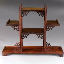 Wooden Stands For Display New Exquisite Chinese Classical Hand Made Rosewood Antique Wooden