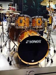 Drum Kit Designer Online Gorgeous Sonor Kit Drum Kits Drums Percussion