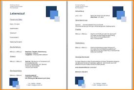 14 Vorlage Lebenslauf Bewerbung Resignation Format