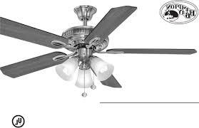 89 marvelous hampton bay ceiling fan manual fans