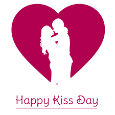 Happy Kiss Day Wishes Loving Couple ...