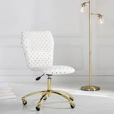 gold desk chair42