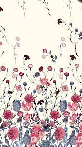Flower Pattern iPhone Wallpapers - Top ...