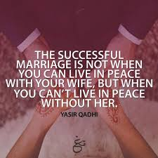 Beautiful Islamic Quotes About Husband And Wife