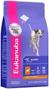 <b>Сухой корм Eukanuba Puppy</b> All Breed Lamb&Rice