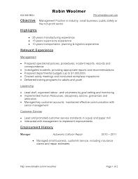 Criminal Justice Resume Examples Criminal Justice Resume Skills